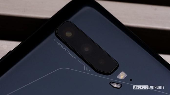 Asus ROG Phone 3 rear macro camera