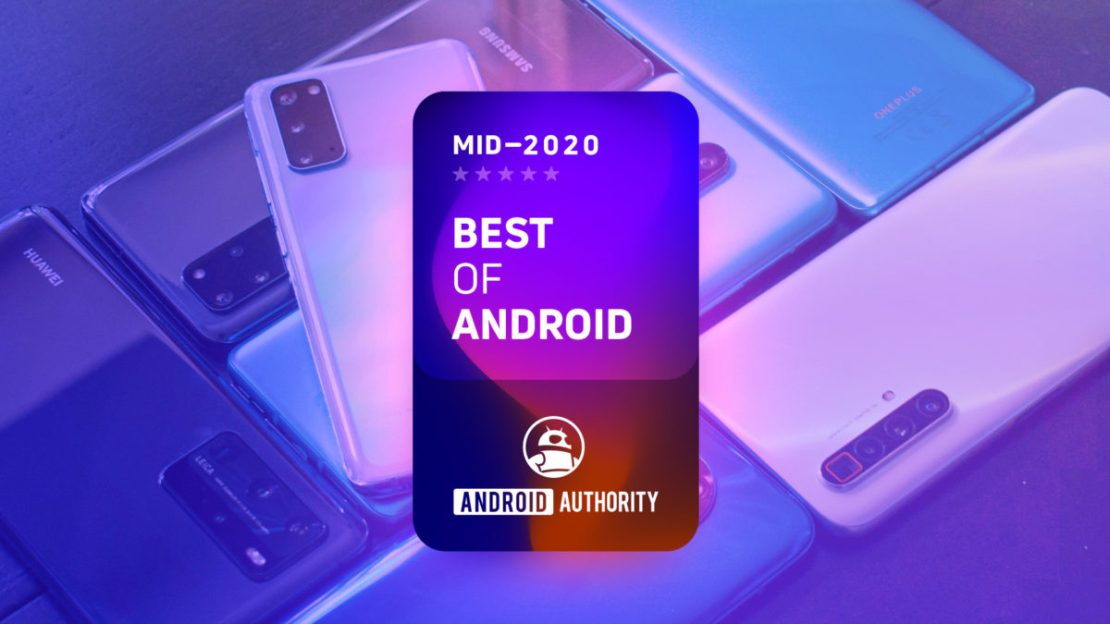 Best of Android Mid 2020