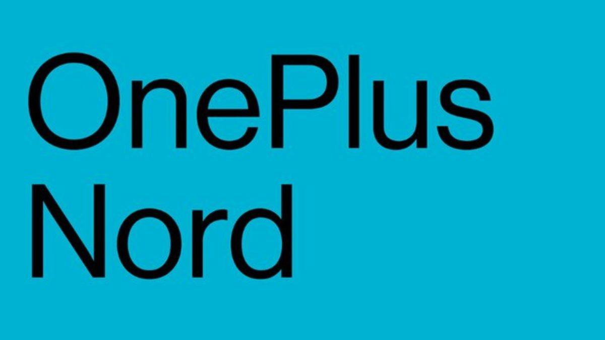 Логотип OnePlus Nord