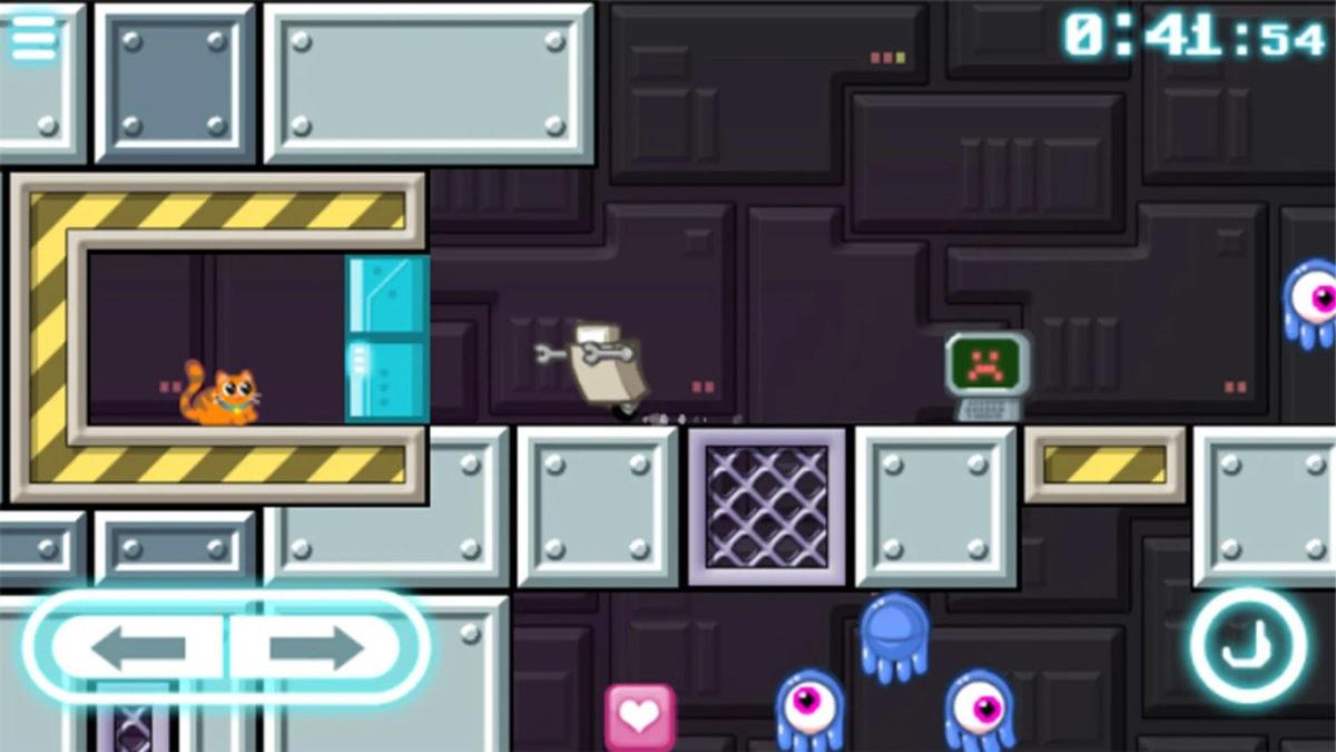 Скриншот Робот хочет Китти
