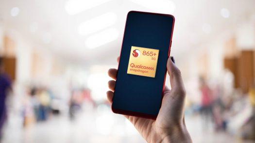 Snapdragon 865 Plus phone