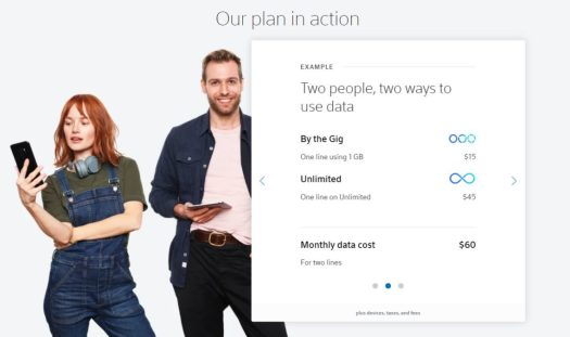 Xfinity Mobile Combined Plans