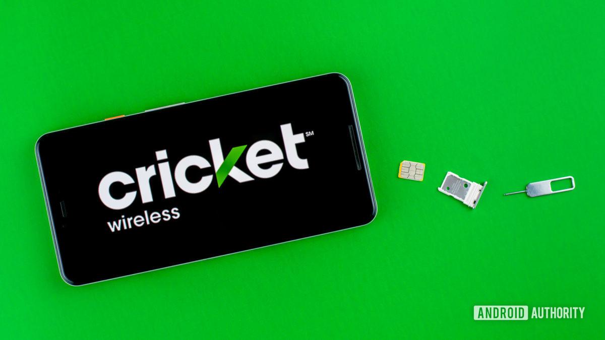 Cricket Wireless stock photo 1
