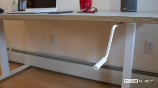 Ikea Skarsta Review Crank Unlocked