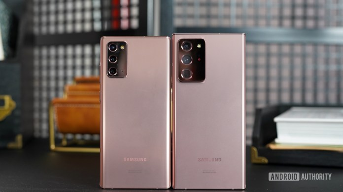 Samsung Galaxy Note 20 Vs Galaxy Note 10 Series Should You Upgrade
