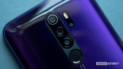 blu g90 pro review camera lenses close up