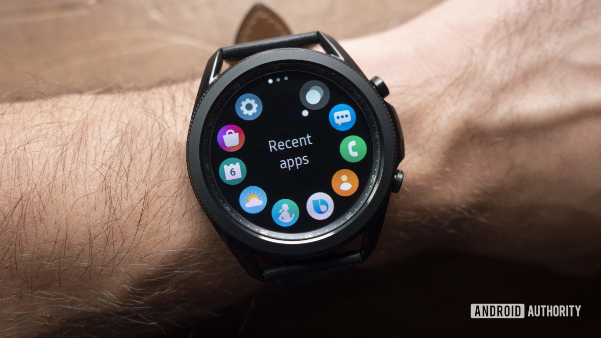 samsung galaxy watch 3 analise todos os apps