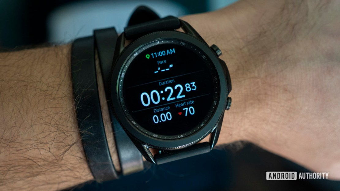 samsung galaxy watch 3 review running workout