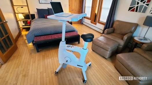 FlexiSpot Desk Bike Review Hero
