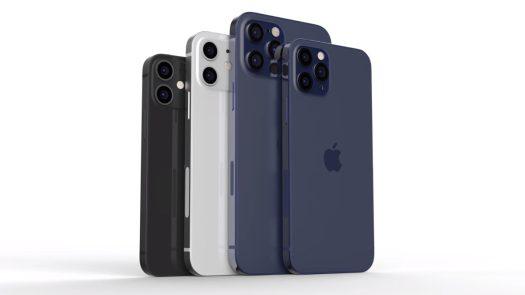 iPhone 12 Leak Lineup Renders