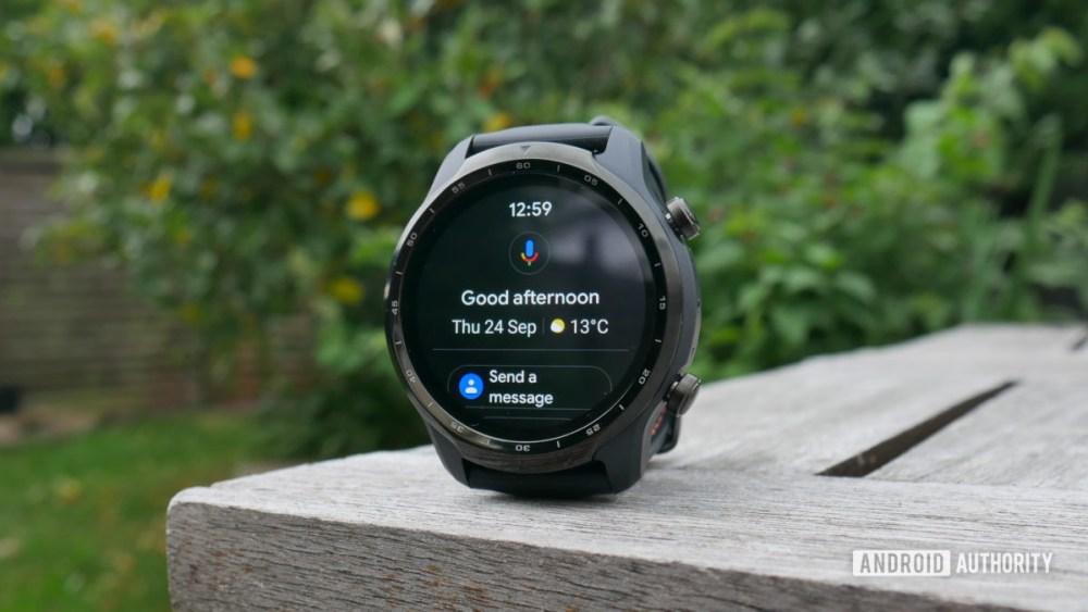 ticwatch pro 3 gps review google helper