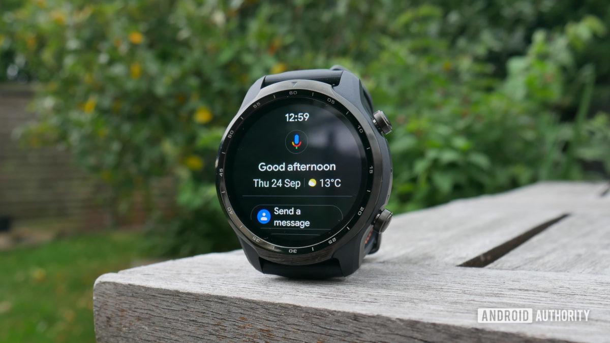ticwatch pro 3 gps review assistente google