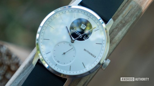 withings scanwatch review notifications