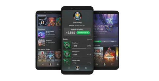 xbox game pass mobile
