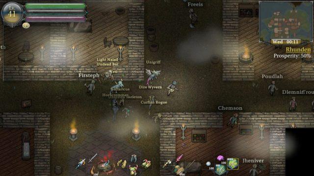 Скриншот AAW 9th Dawn III