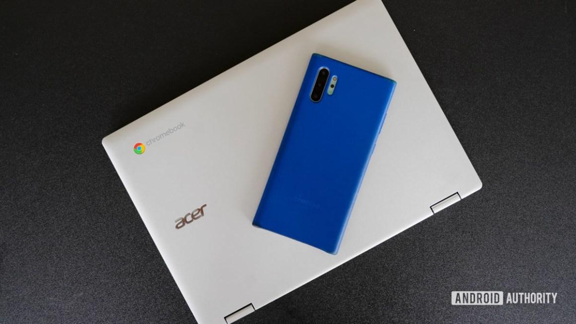Acer Chromebook Spin 311 мин просмотр