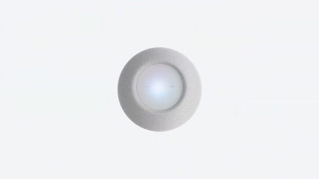 Apple HomePod Mini белый