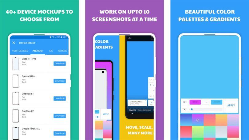 InstaMocks screenshot