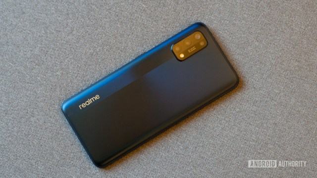 Realme 7 Pro camera module