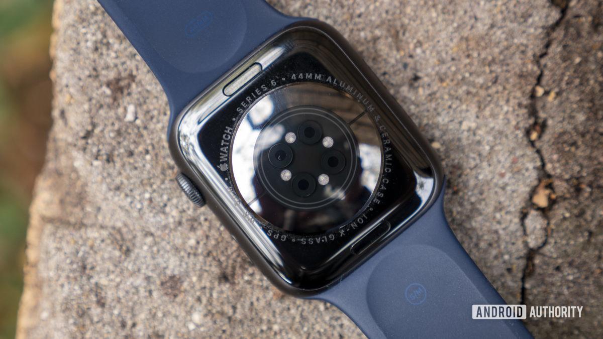 яблочные часы серии 6 обзор датчик сердечного ритма