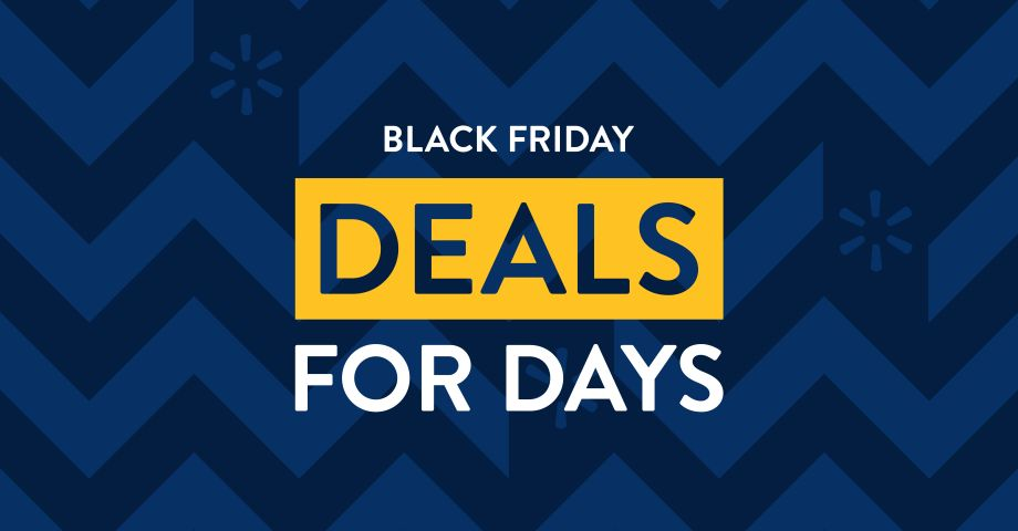 Black Friday ? The Best Black Friday Deals You'll Find At Walmart ...