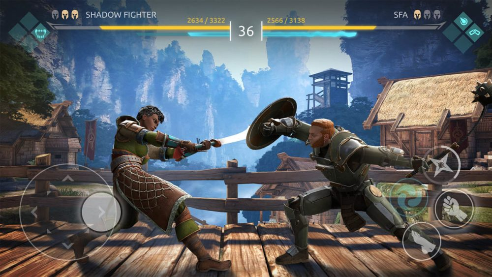 AAW Shadow Fight Arena Screenshot