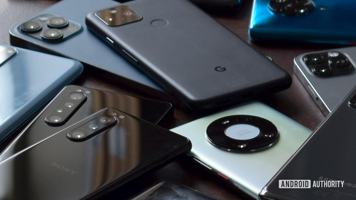 Лучшие смартфоны 3 EOY 2020