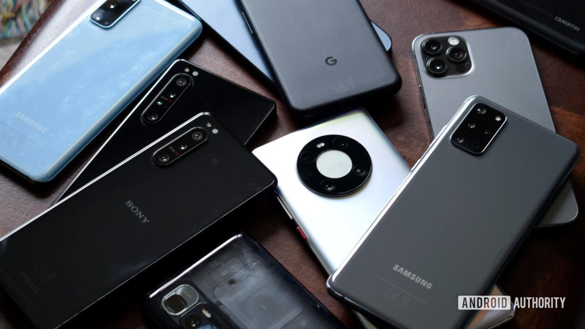 Лучшие смартфоны 4 EOY 2020
