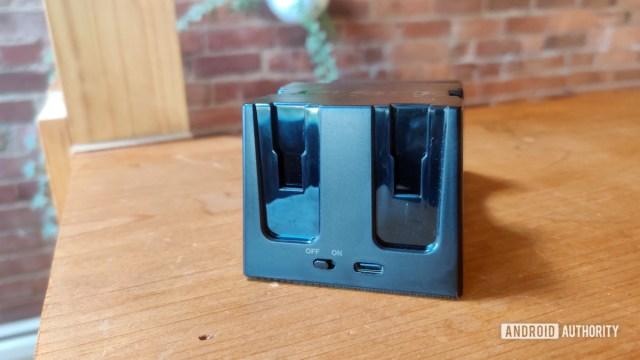 Подставка для зарядки Oivo для контроллеров Nintendo SWitch Обзор порта и переключателя