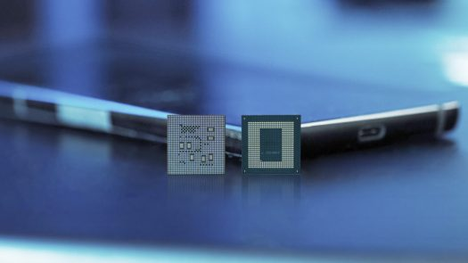 Qualcomm Snapdragon 888 chip by phone