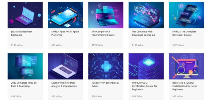 The Premium Learn to Code 2021 Certification Bundle
