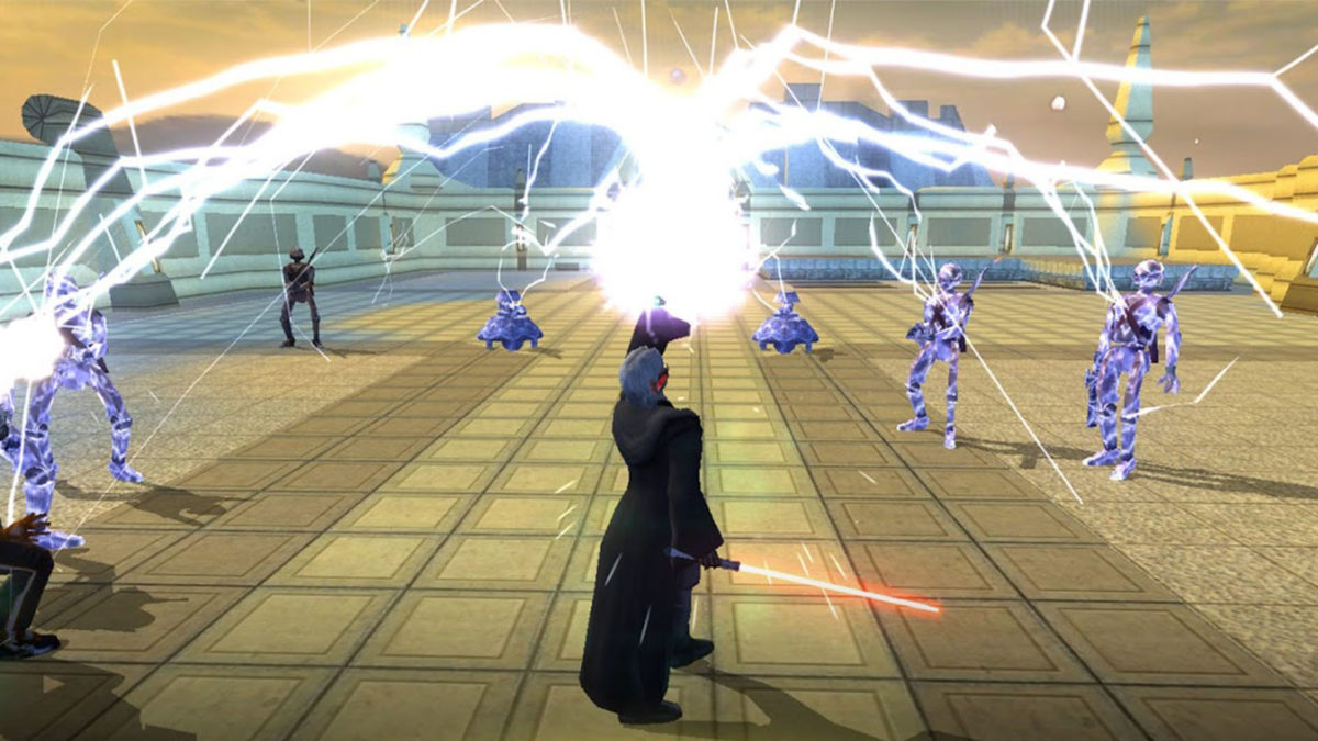 Android Apps Weekly - captura de tela do Star Wars KOTOR II