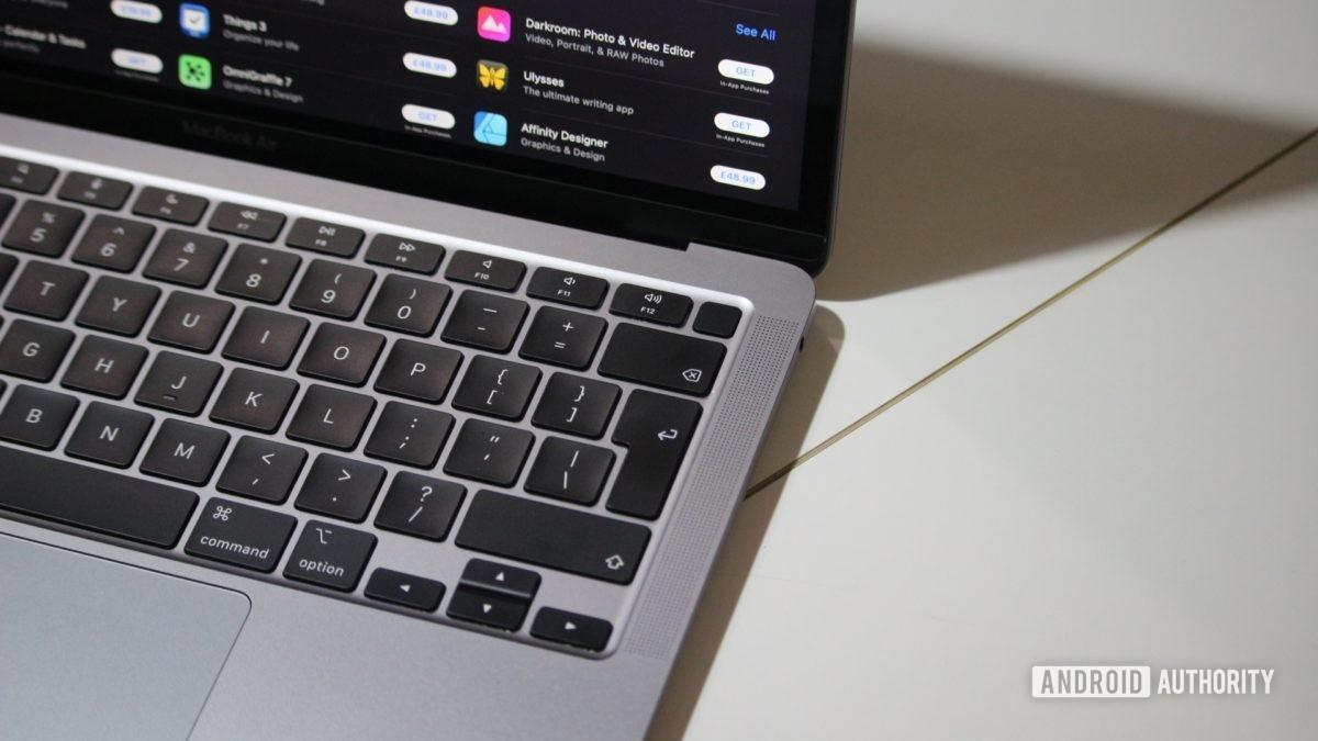 ID de toque Apple MacBook Air M1