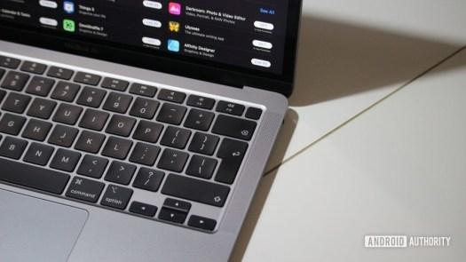 Apple MacBook Air M1 touch id