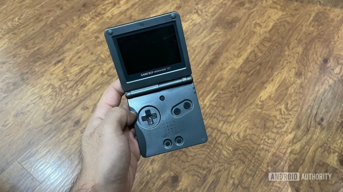 Nintendo history Game Boy Advance SP
