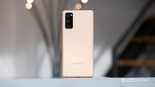 Samsung Galaxy S20 FE back 2