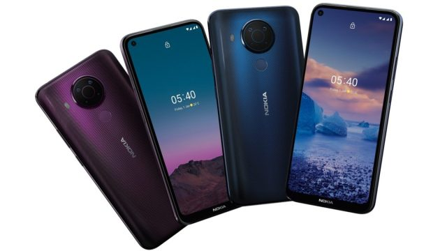 Nokia 5.4 is now official: Here's what you get for €189 - Android Authority