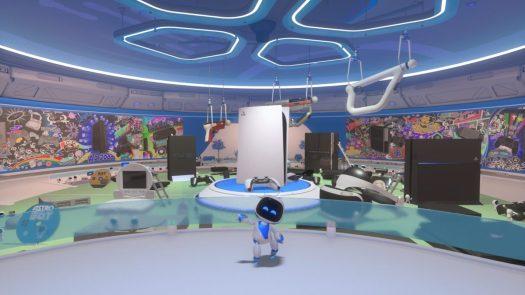 ps5 astros playroom