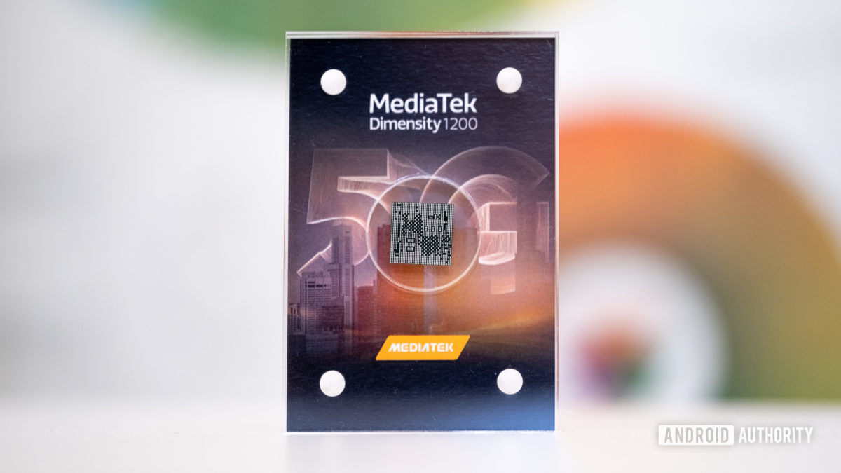 Mediatek Dimensity 1200 1