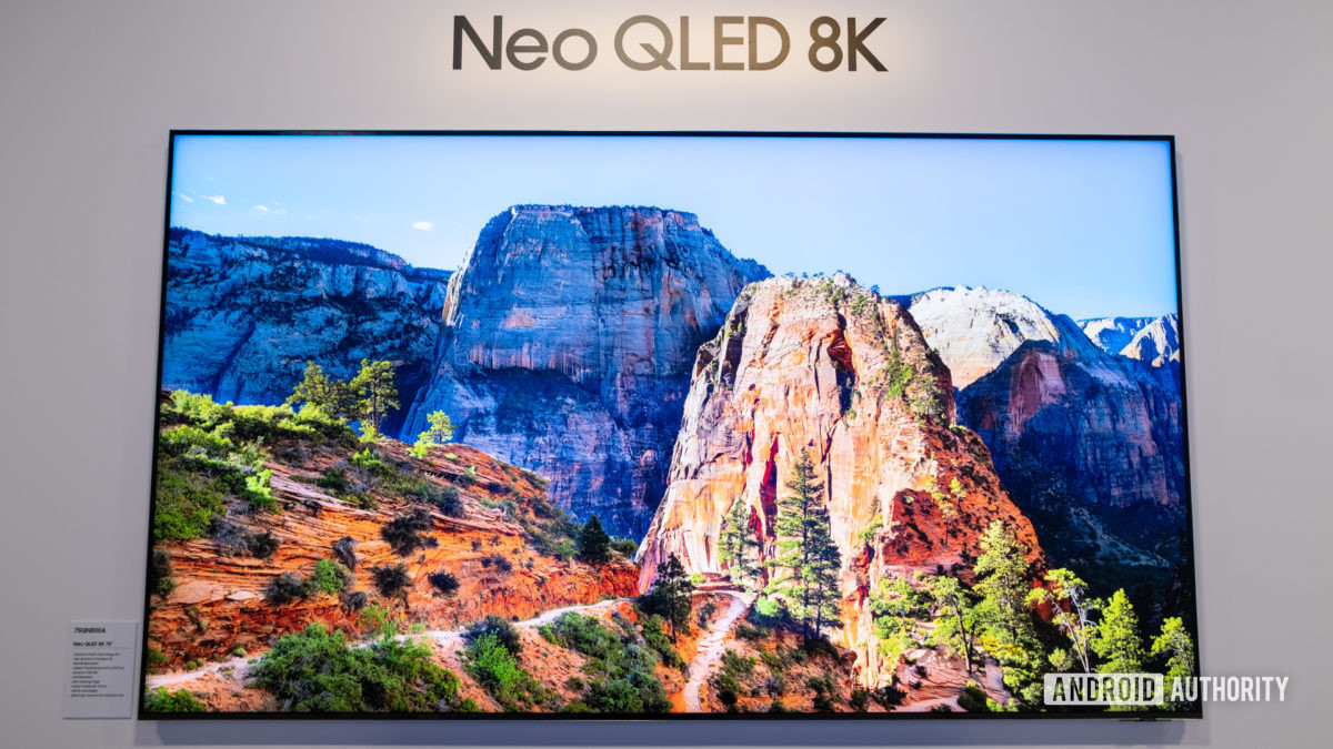 Samsung Neo QLED 8k 2