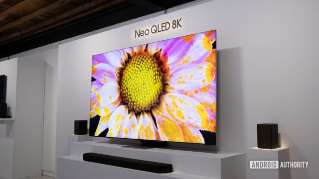 Samsung Neo QLED 8k 8