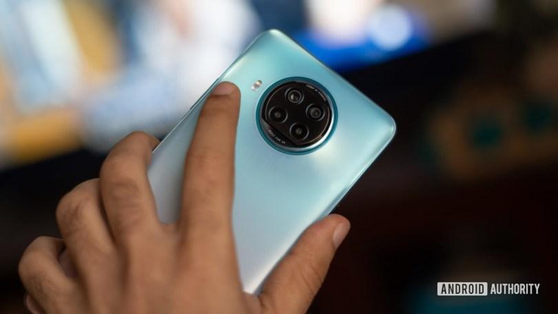 Xiaomi Mi 10i review camera