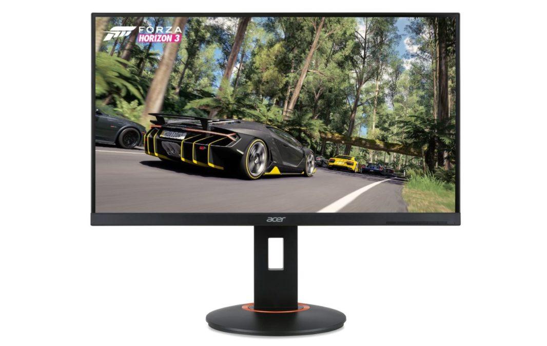 melhores monitores 240hz acer