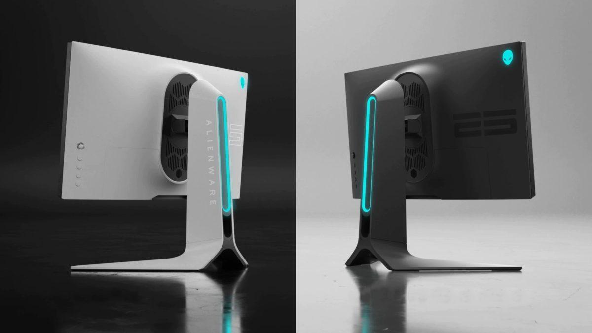 melhores monitores de 240Hz alienware 25