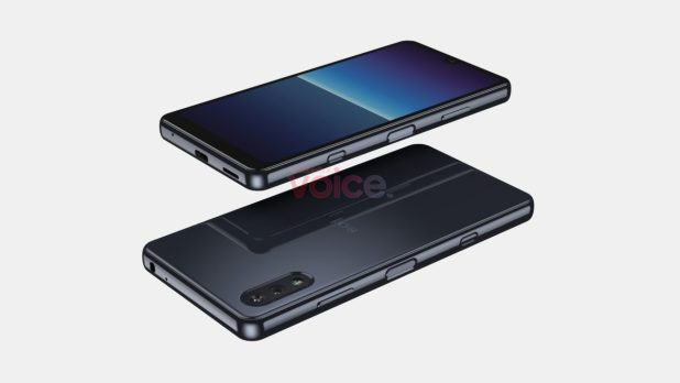 Sony Xperia Compact Render 1