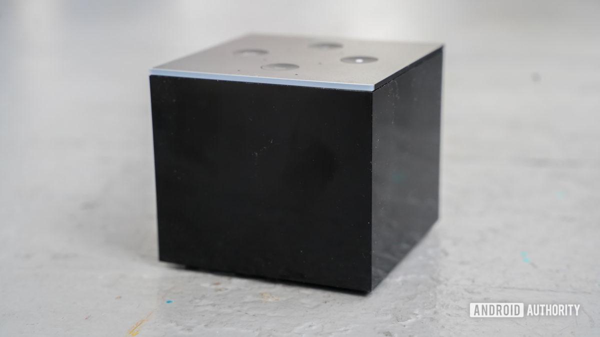 Foto de perfil do Amazon Fire TV Cube