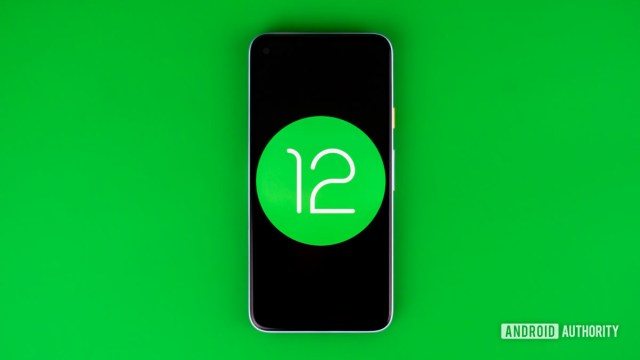 Android 12 stock photo 1