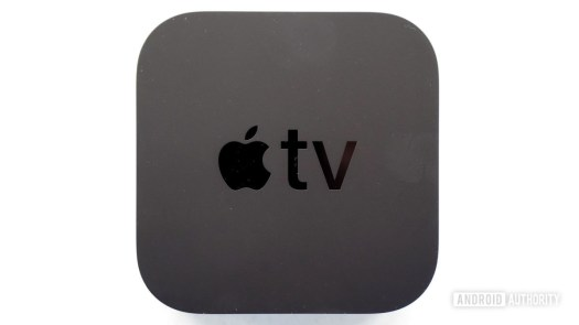Apple TV 4K hero shot