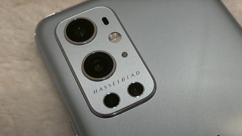 OnePlus 9 Pro Hasselblad partnership