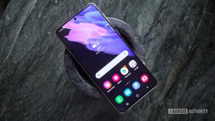 Samsung Galaxy S21 Plus display 1 asiafirstnews
